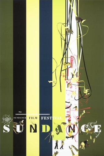 2001 Sundance Film Festival poster