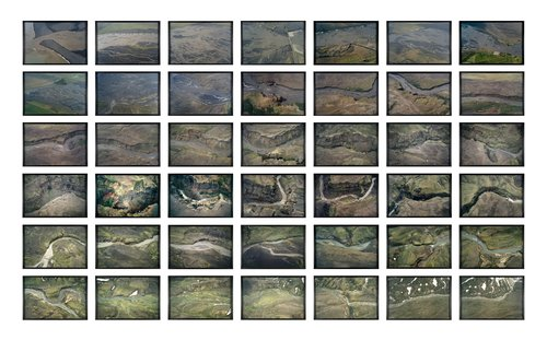 The aerial river series