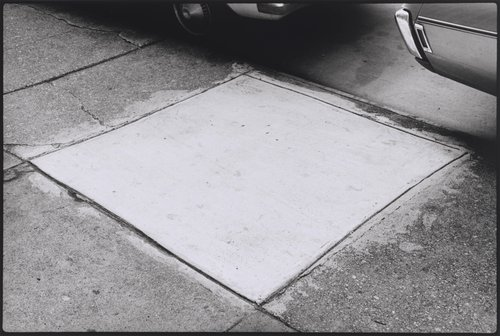 Sidewalk, New York City