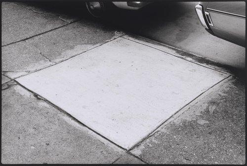 Sidewalk, New York City