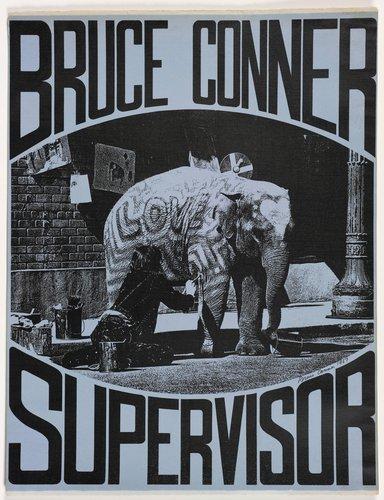 BRUCE CONNER SUPERVISOR