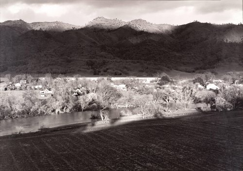 Town of Monticello, Early Spring 1956, from the series Death of a Valley