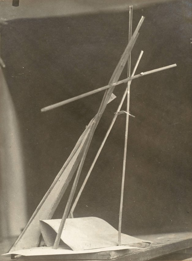image of 'Project by Nikolai Tryaskin for a Spatio-Constructive Apparatus'