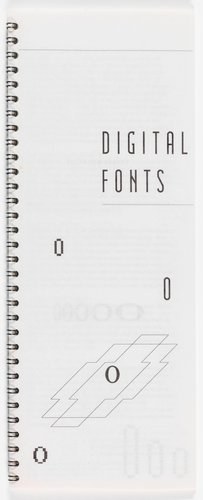 Emigre digital font catalogue