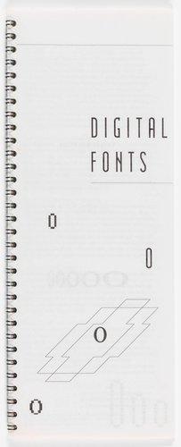 Emigre digital font catalogue