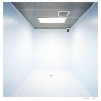 Image for artwork Isolation Room CBP, San Ysidro, CA