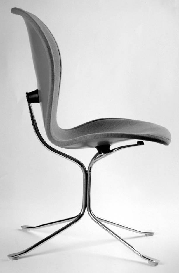 Gideon Kramer, Ion Chair, 1962