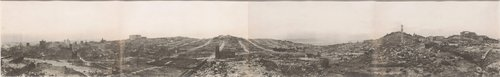 San Francisco Earthquake Panorama
