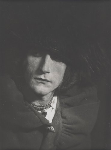 Portrait of Rrose Sélavy [Marcel Duchamp]