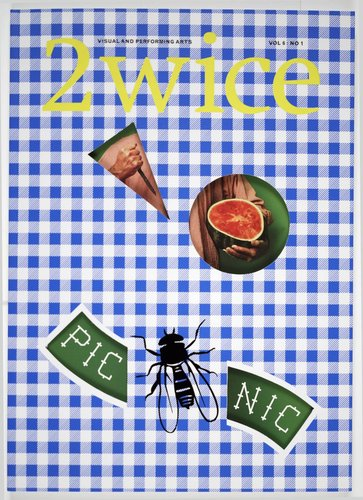 "2wice Magazine, Vol. 6, No. 1 ""Picnic"""