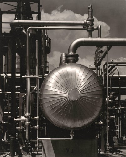 Oil Refinery, Tema, Ghana, from Paul Strand: Portfolio Three