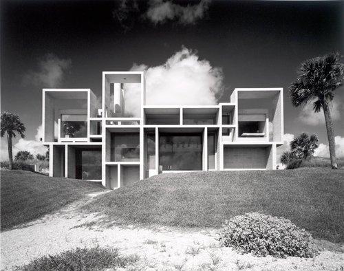 Paul Rudolph, Milam Residence, Ponte Vedra Beach, Florida, 1962