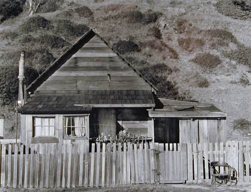 House and Chair, North Coast
