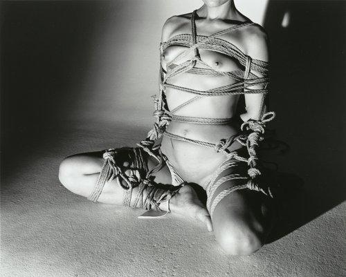 Kinbaku (Bondage), from the series Love in Winter