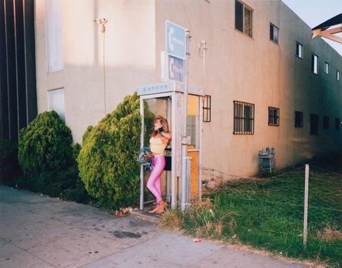 Santa Cruz, California, from the portfolio Analog Days