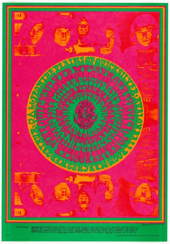 Quicksilver Messenger Service, John Lee Hooker; Avalon Ballroom, March 22-23, 1967