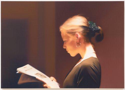 Lesende (Reader)