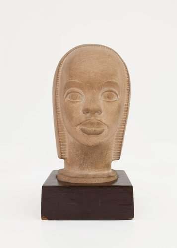 Head of a Negro Woman