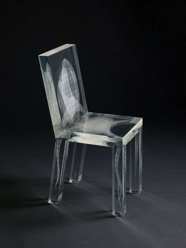 image of Ghost chair