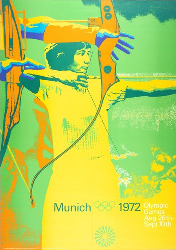 otl aicher olympic games munich poster n pictograms. Black Bedroom Furniture Sets. Home Design Ideas