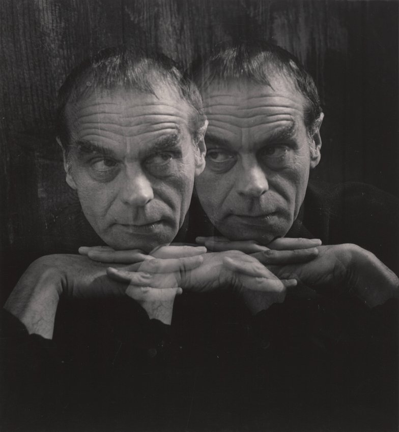 image of 'The Poet and His Alter Ego'