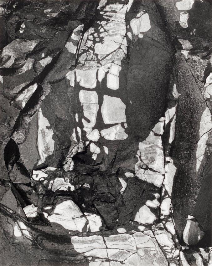 image of Untitled (Rock Forms, Oregon)