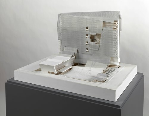 San Francisco Federal Building study model