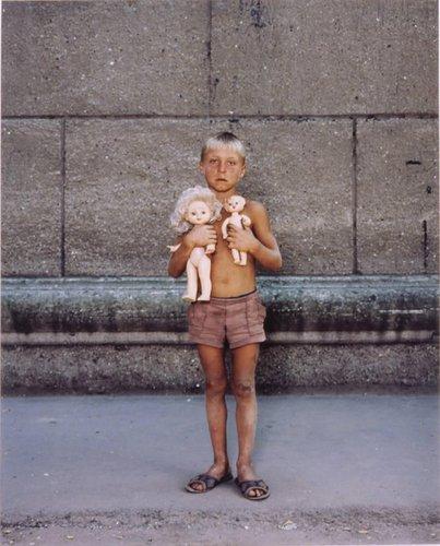 Odessa, Ukraine, August 11, 1993