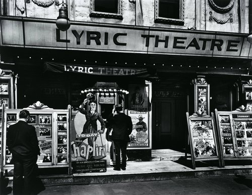 Lyric Theatre, 100 Third Avenue, New York