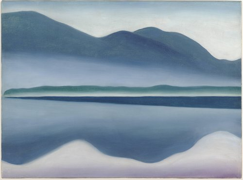 Lake George [formerly Reflection Seascape]