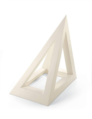 Four Sided Open Pyramid (Irregular Geometric Structure C)