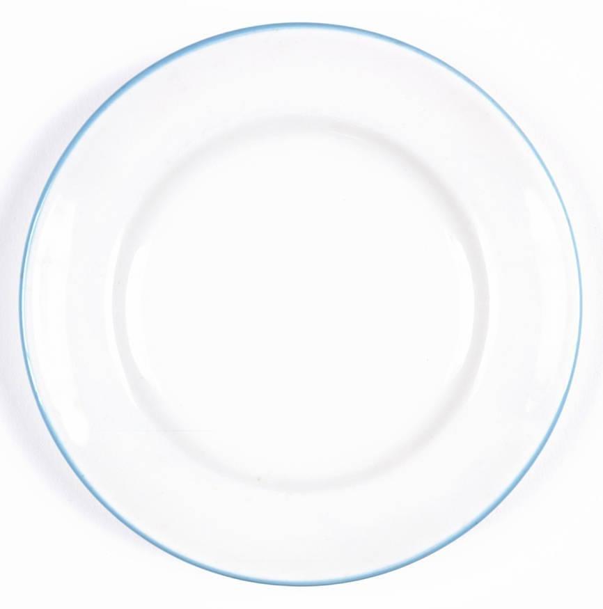 image of 'Salad Plate for La Fonda del Sol Restaurant, New York'