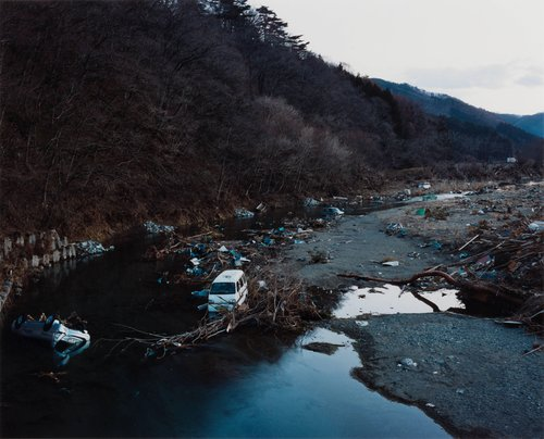 Yahagigawa, 2011.4.4, from the series Rikuzentakata