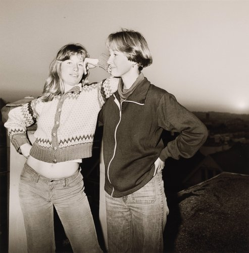 Mary & Katherine Lucas, from the portfolio, Siblings