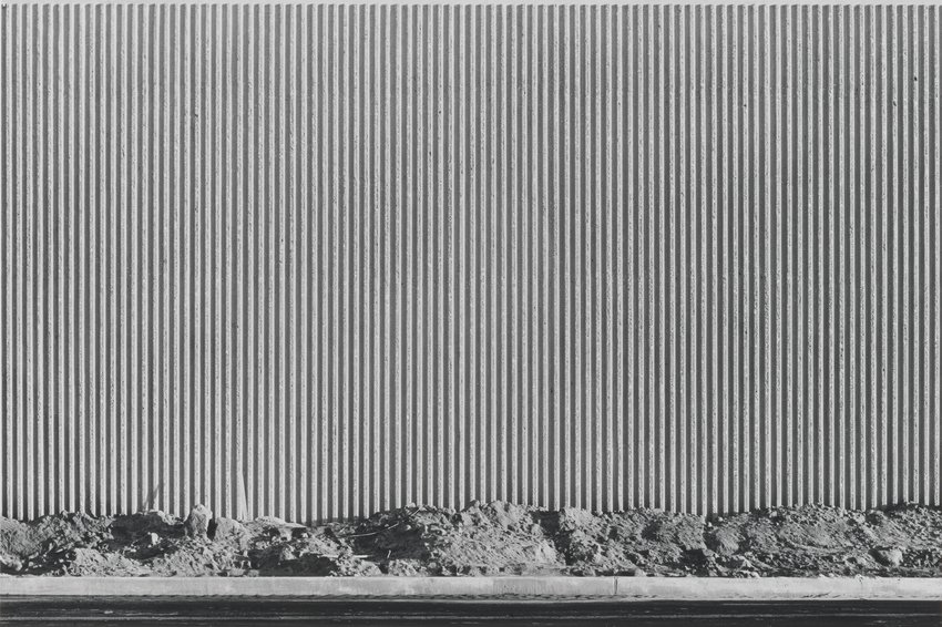 image of 'West Wall, Unoccupied Industrial Structure, 20 Airway Drive, Costa Mesa, from the portfolio The New Industrial Parks near Irvine, California'