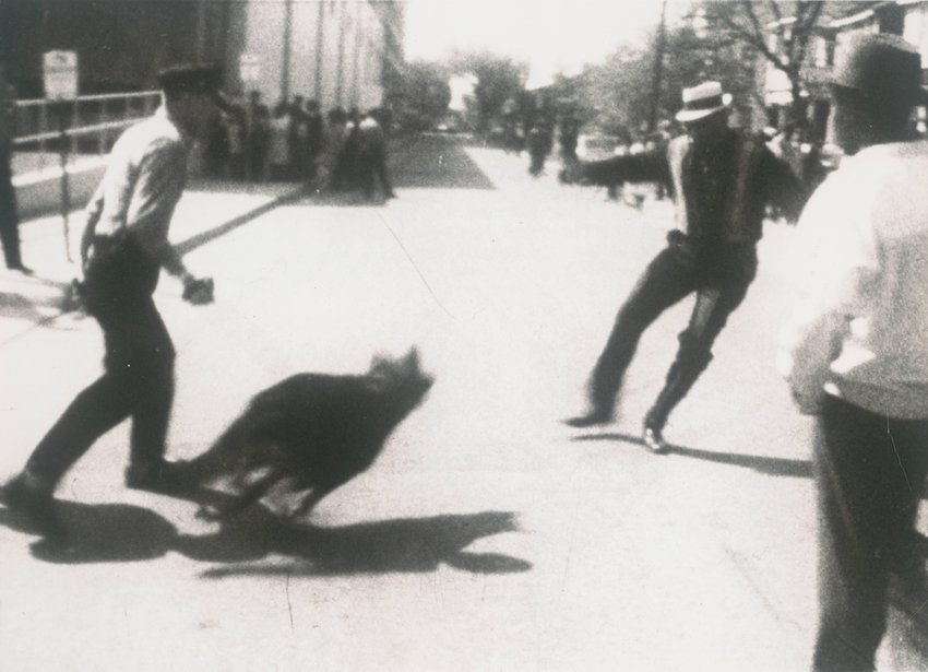 image of 'Suffolk, Virginia, Race Confrontation, May 6, 1964'