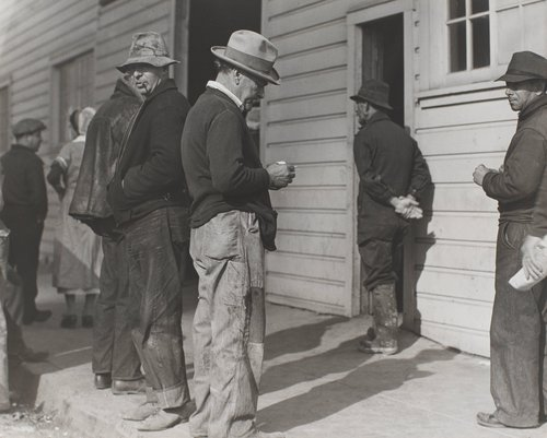 Cannery Workers, Monterey, California