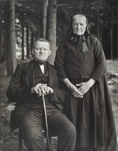 Bauernpaar (Farmer and Wife)