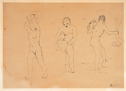 Untitled (Bathers)