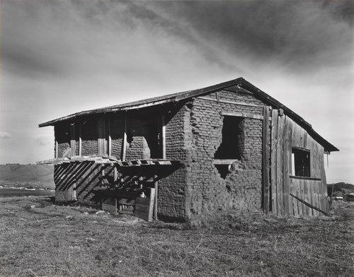 """Vallejo """"Glass House"""", near Watsonville"""