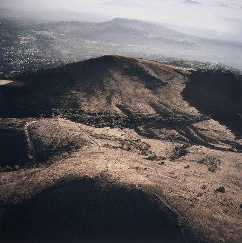 Vista Aérea de la Ciudad de México, XII (Aerial View of Mexico City, XII)