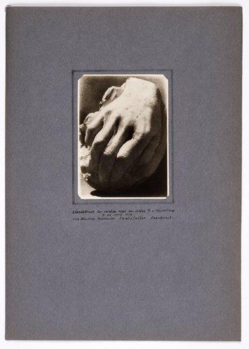 Hermann Graf Keyserling album, page 9
