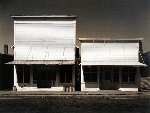 Storefronts, Western Kansas
