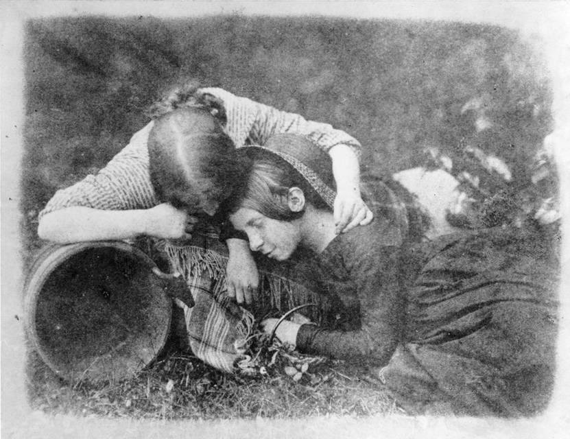 image of 'The Gowan: Margaret and Mary McCandlish'