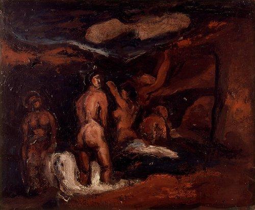 Les baigneuses (Bathers)