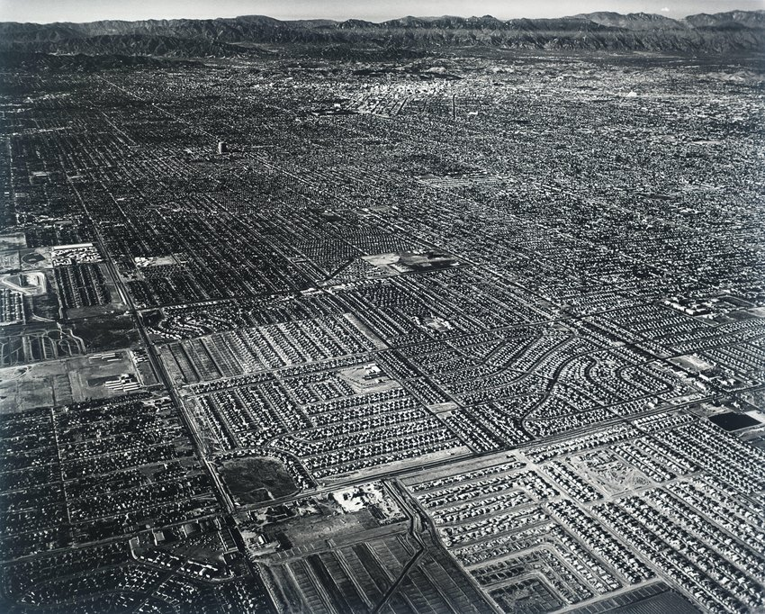 image of 'Los Angeles Sprawl'
