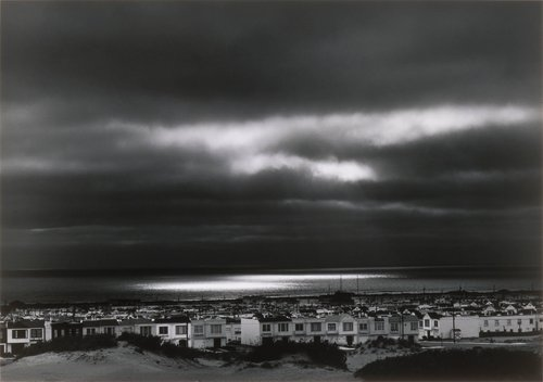 Sunset District and Pacific Ocean, San Francisco, from Portfolio Two: Twelve Photographs by Pirkle Jones