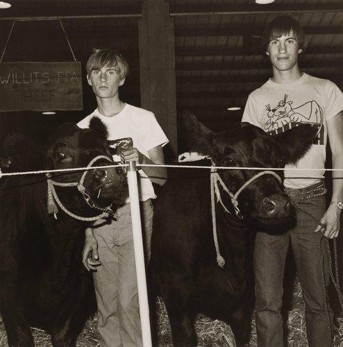 Paul & Richard Logan, from the portfolio, Siblings