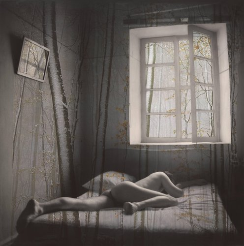 Sad Dreams on Cold Mornings, from the series Dreams and Nightmares