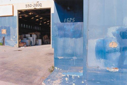 Blue Warehouse, Bernal Heights
